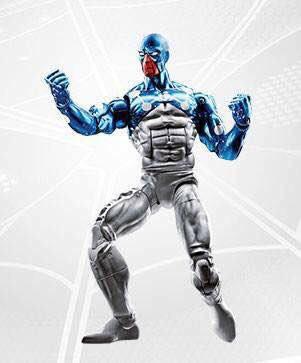 Marvel Legends Captain Universe Spider-Man Promo Image