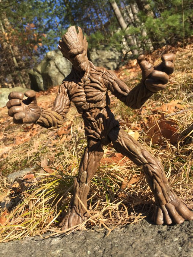 DST Marvel Select Groot Exclusive Figure Disney Store