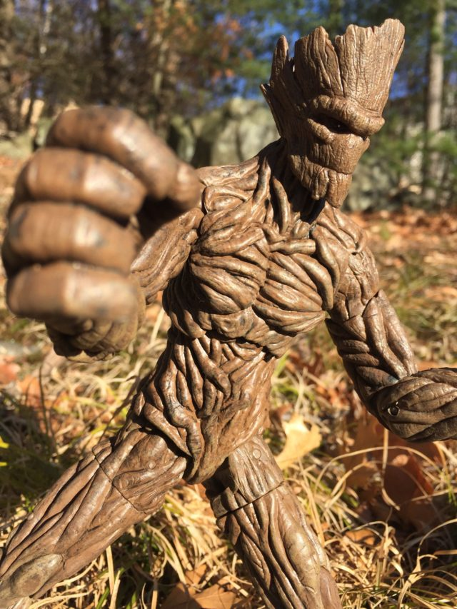 Diamond Select Toys Groot Marvel Select Figure Review
