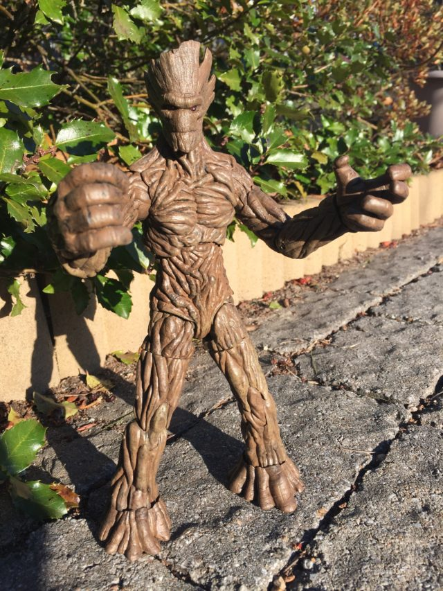 Marvel Select Groot Figure Review