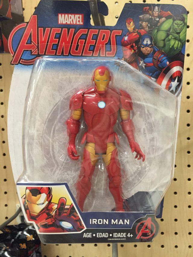 """Avengers 6"""" Iron Man Figure Hasbro 2017"""