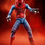 Spider-Man Homecoming Marvel Legends Figures Revealed!