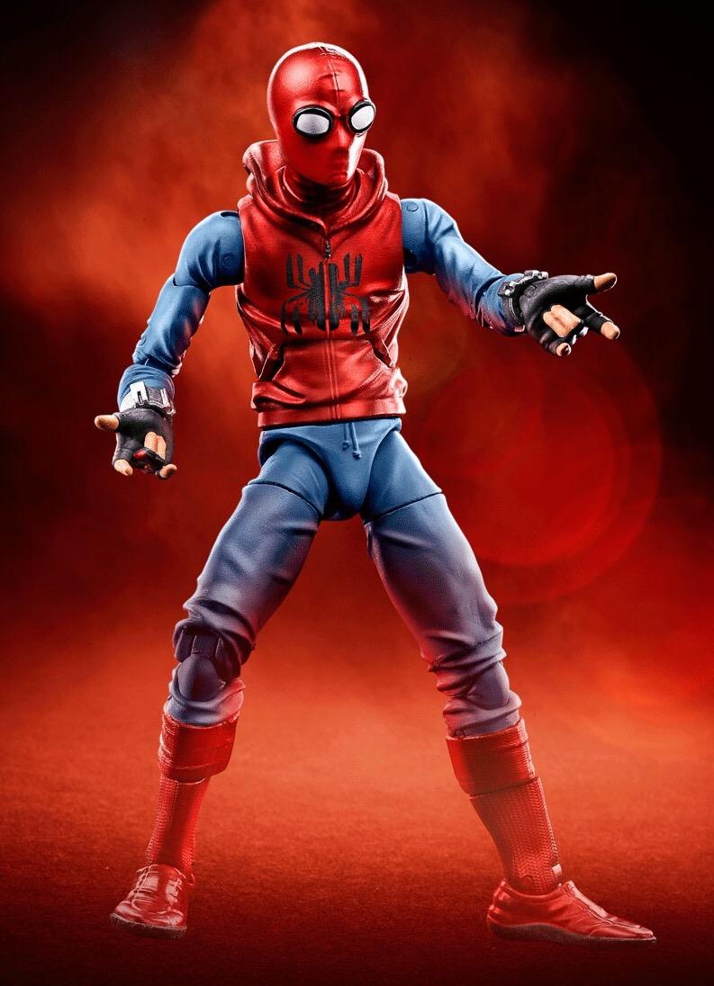 Spider man homecoming marvel legends figures revealed - Et spider man ...