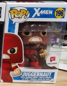 Funko Juggernaut POP Vinyls Figure Walgreens Exclusive