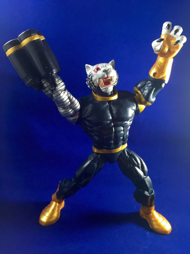 Hasbro Marvel Legends GOTG Titus BAF Review
