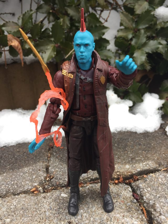 Marvel Legends Guardians of the Galaxy Yondu Figure Review