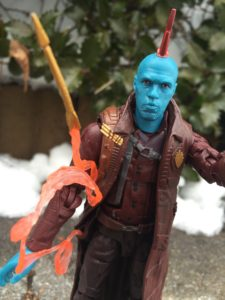 Review Marvel Legends Yondu Figure