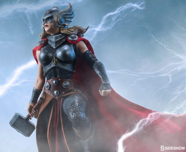 Jane Foster Thor Sideshow Collectibles Premium Format Figure