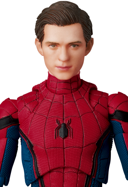 MAFEX Tom Holland Spider-Man Portrait