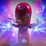 Skottie Young Marvel Animated Magneto Statue Up for Order!