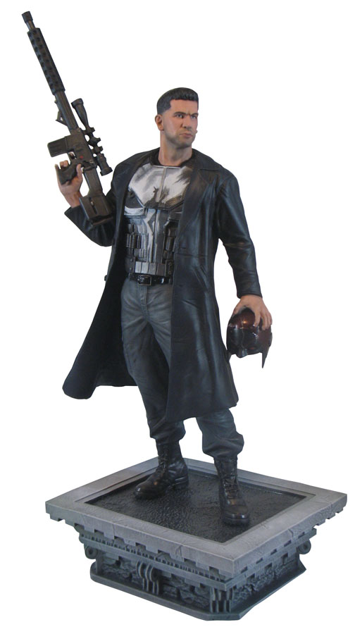 Marvel Gallery Netflix Punisher Statue Figure