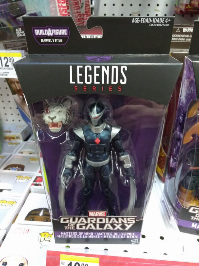 Marvel Legends Darkhawk Figure Packaged Released at Walgreens