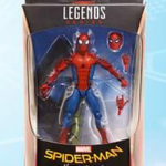Spider-Man Homecoming Marvel Legends Packaged Photos!
