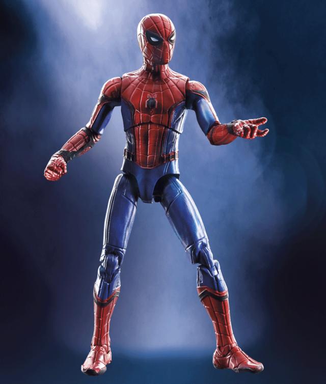 Marvel Legends Spider-Man Homecoming Spider-Man Figure 4 Inch