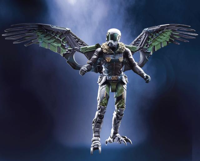 Marvel Legends Spider-Man Homecoming Vulture Figure 4 Inch Hasbro