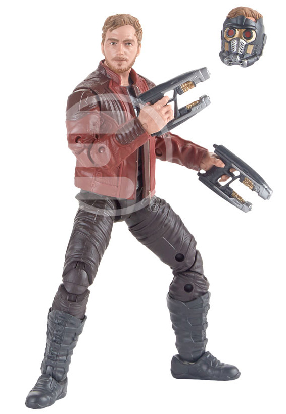 Marvel Legends Star-Lord Figure from Ego Two Pack