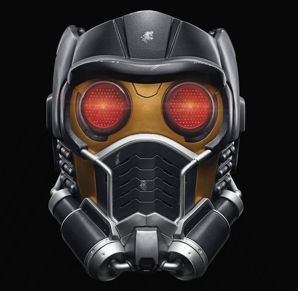 marvel legends star lord helmet back up for order