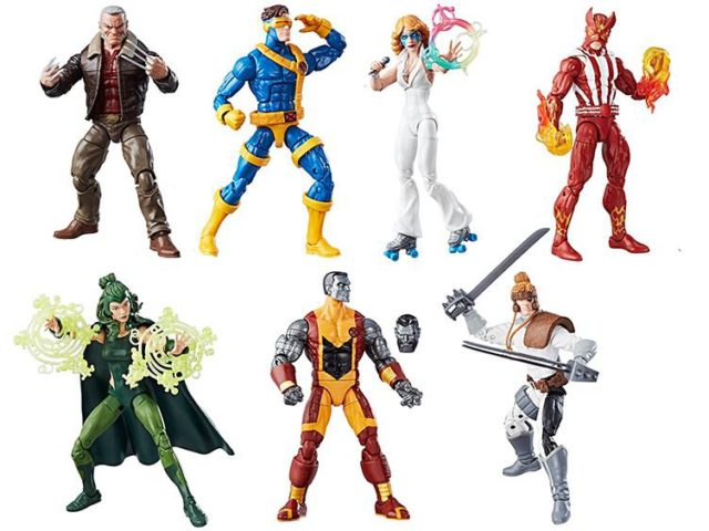 Marvel Legends X-Men Warlock Series Figure Pre-Order