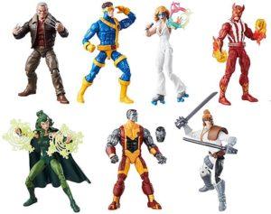 Marvel Legends X-Men Warlock Series Figure Pre-Order