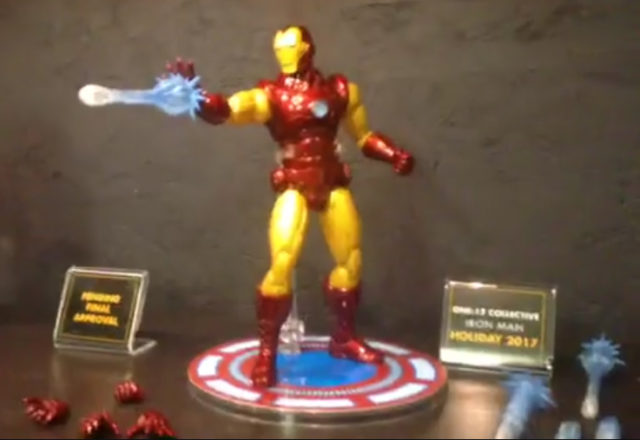 Mezco ONE 12 Collective Iron Man Figure Screenshot