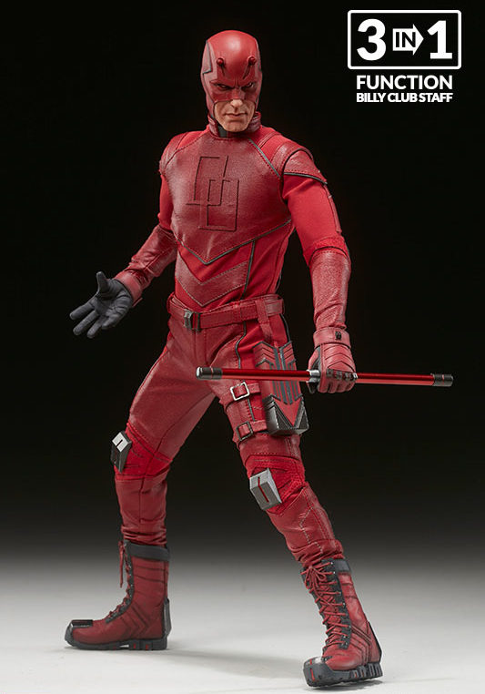 Sideshow Collectibles Daredevil Billy Club Staff