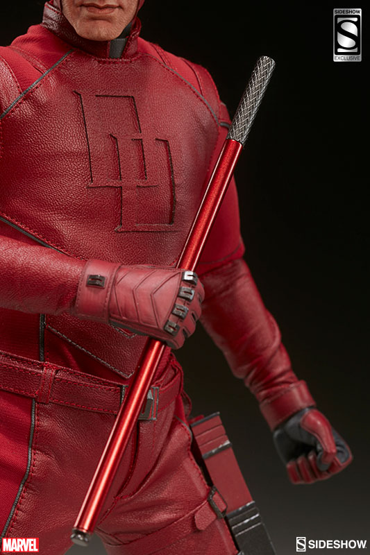 Sideshow Collectibles Daredevil Exclusive Sixth Scale Figure Cane