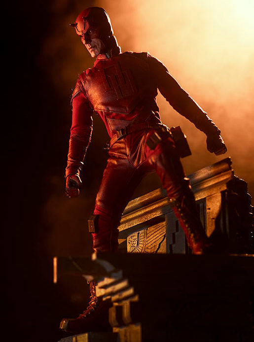 Sideshow Daredevil Sixth Scale Figure Up for Order