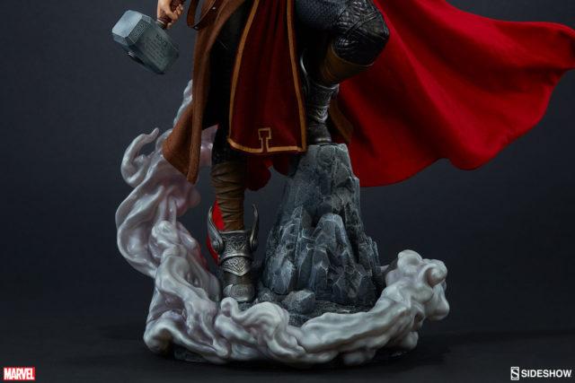 Sideshow Lady Thor Premium Format Figure Base