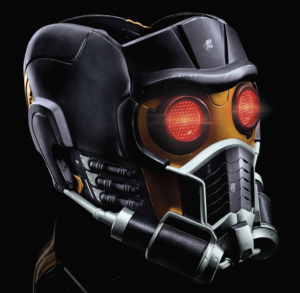 Marvel Legends Star-Lord Helmet Full-Size 2017