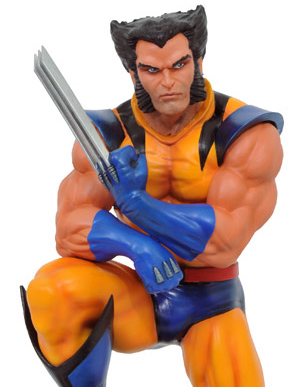 Wolverine Marvel Premier Collection Statue Revealed