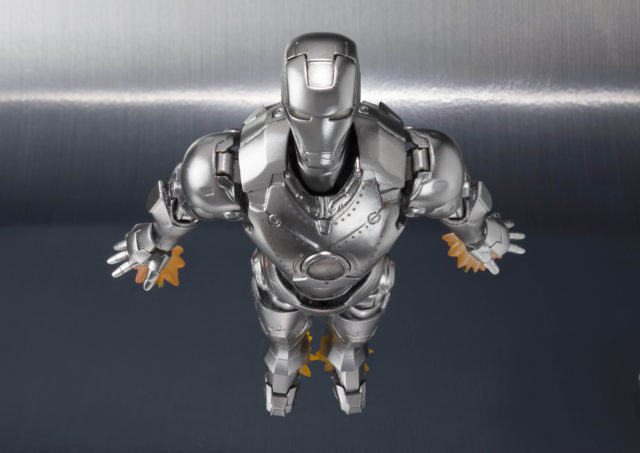 Bandai Figuarts Mark II Iron Man Figure