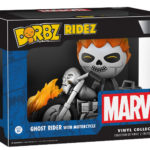 Funko Dorbz Ghost Rider & Motorcycle Ridez Set Revealed!