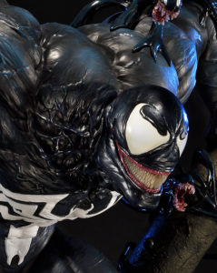 EXCLUSIVE Prime 1 Studio Venom Head