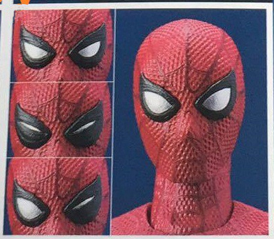Figuarts Spider-Man Homecoming Emotive Eyes