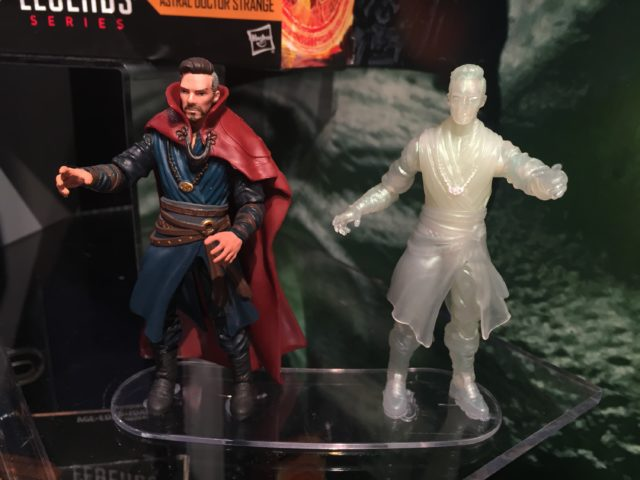 2017 Toy Fair Marvel Legends Doctor Strange Two-Pack 3.75""