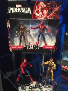 Marvel Legends 2017 2-Packs Shocker and Spider-Man
