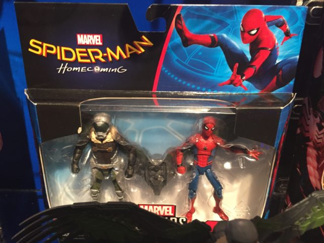 Packaged Marvel Legends Spider-Man Homecoming 2-Pack Vulture