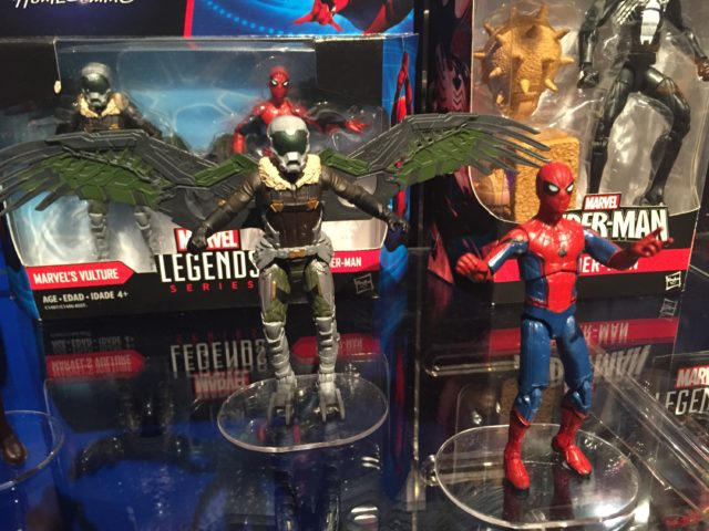 Hasbro Spider-Man Homecoming Marvel Legends Two-Pack Vulture