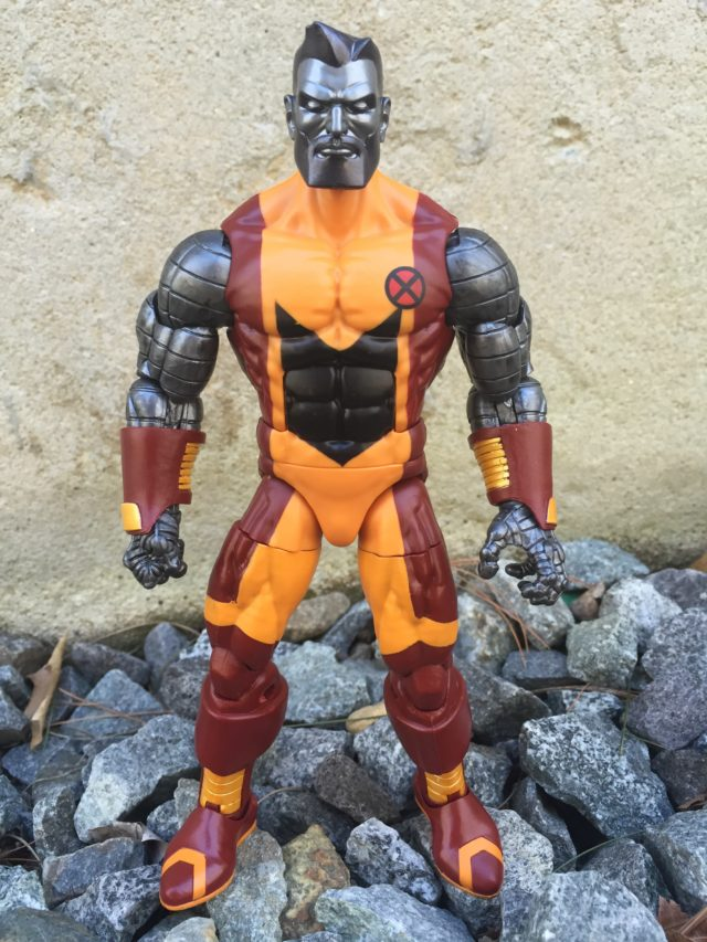2017 Marvel Legends Colossus Six Inch Figure