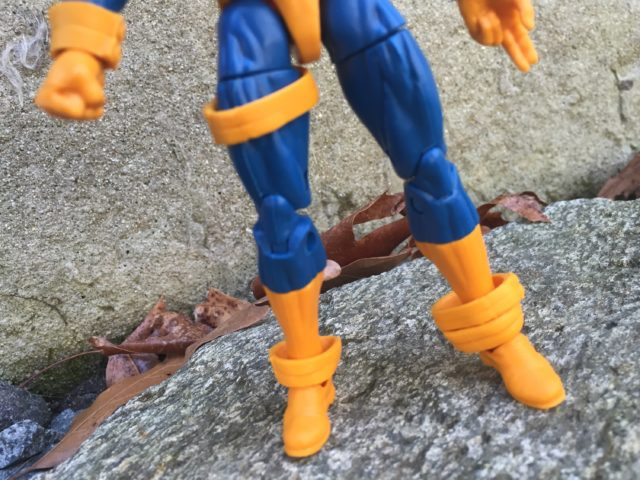 2017 Marvel Legends Cyclops Straps Falling Off