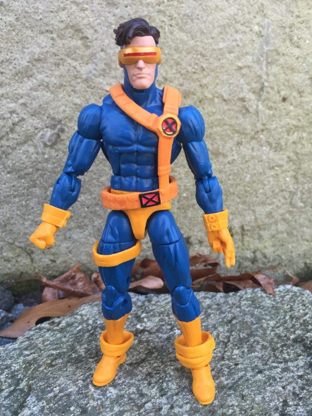 Hasbro X-Men Legends Cyclops Six Inch Figure