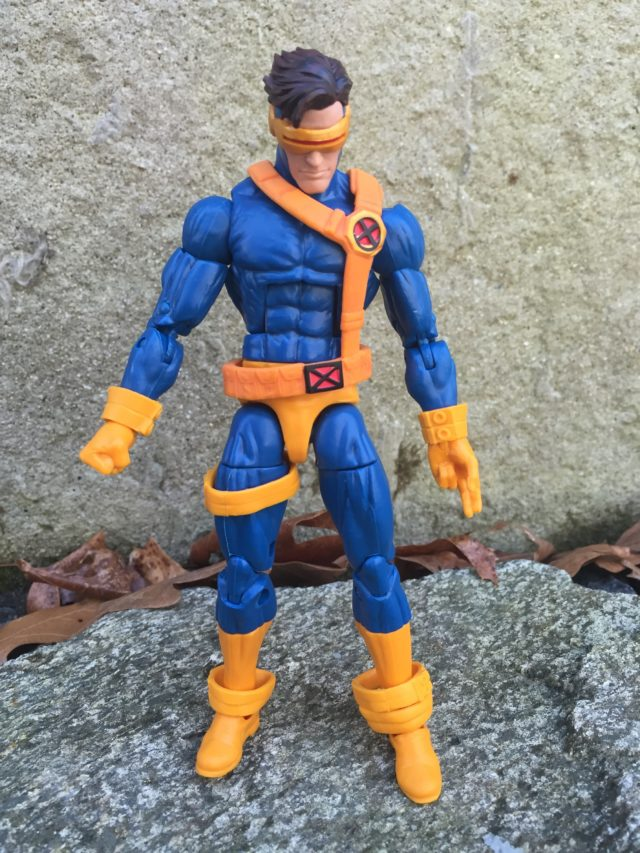 Marvel Legends Jim lee Cyclops Figure Loose Bands and Cuffs