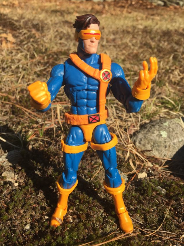 Cyclops Marvel Legends 2017 X-Men Wave Figure Review