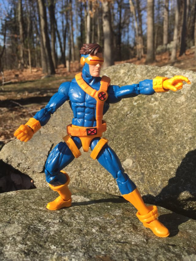 "Hasbro Marvel Legends X-Men Warlock Series Cyclops 6"" Figure"