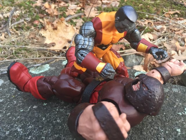 Colossus Marvel Legends X-Men Series Figure