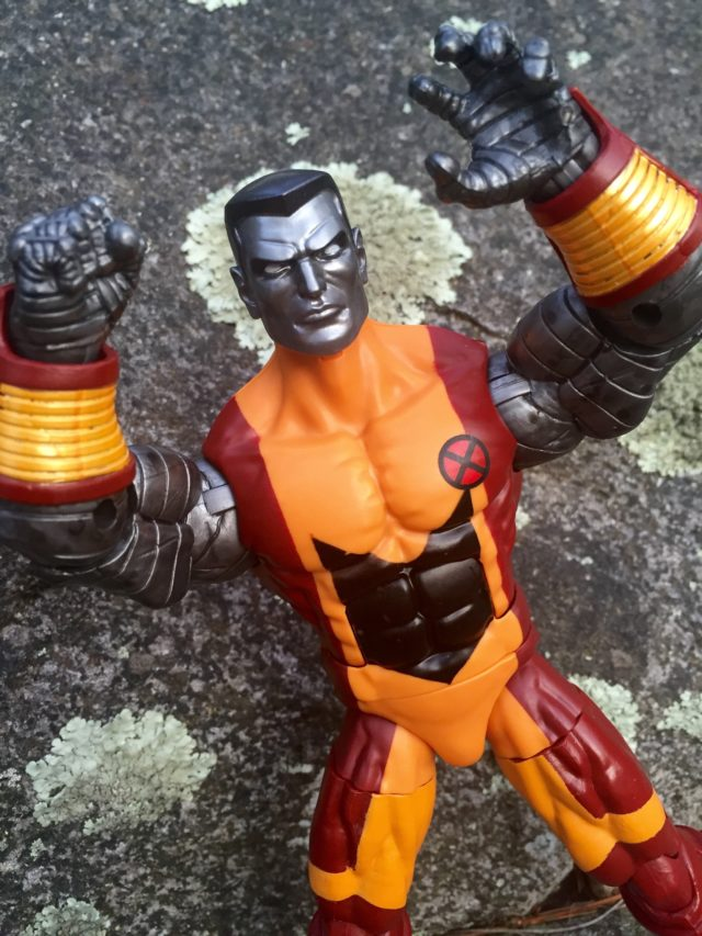 Marvel Legends X-Men Warlock Series Colossus Review