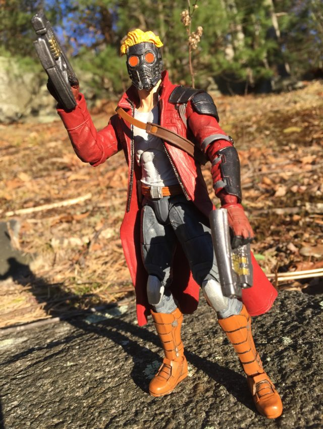 Diamond Select Toys Star-Lord Figure Review Disney Store