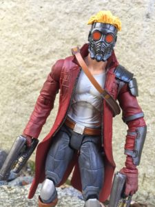 Disney Store Exclusive Marvel Select Star-Lord Review