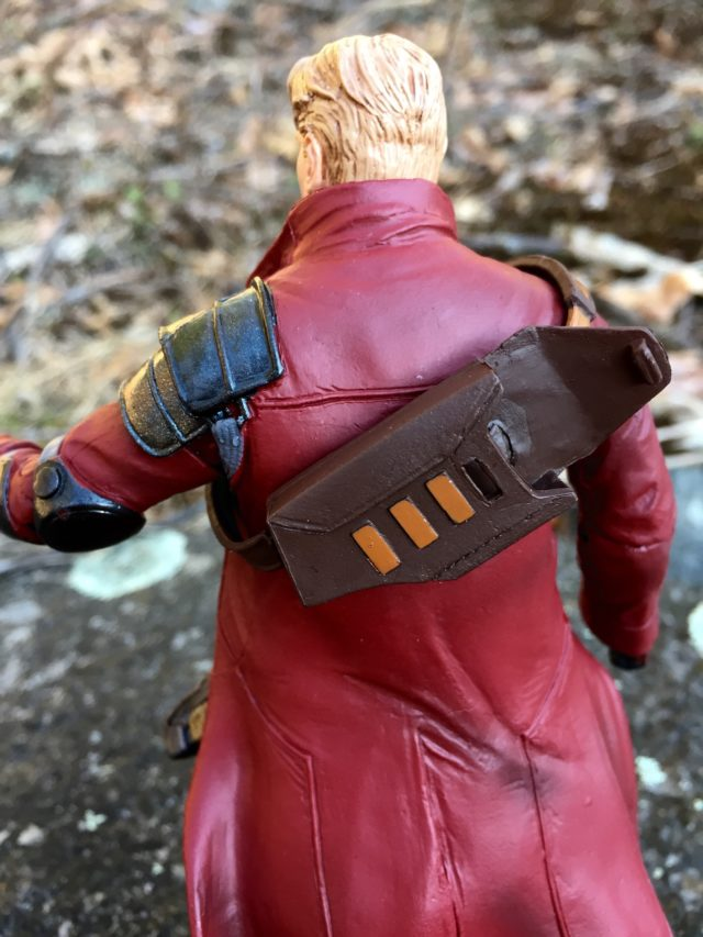 Loose Satchel Backpack on DST Star-Lord Figure