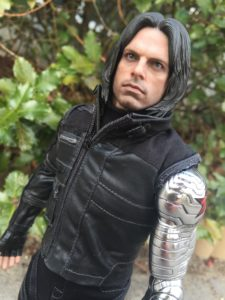MMS351 Hot Toys Civil War Winter Soldier Review